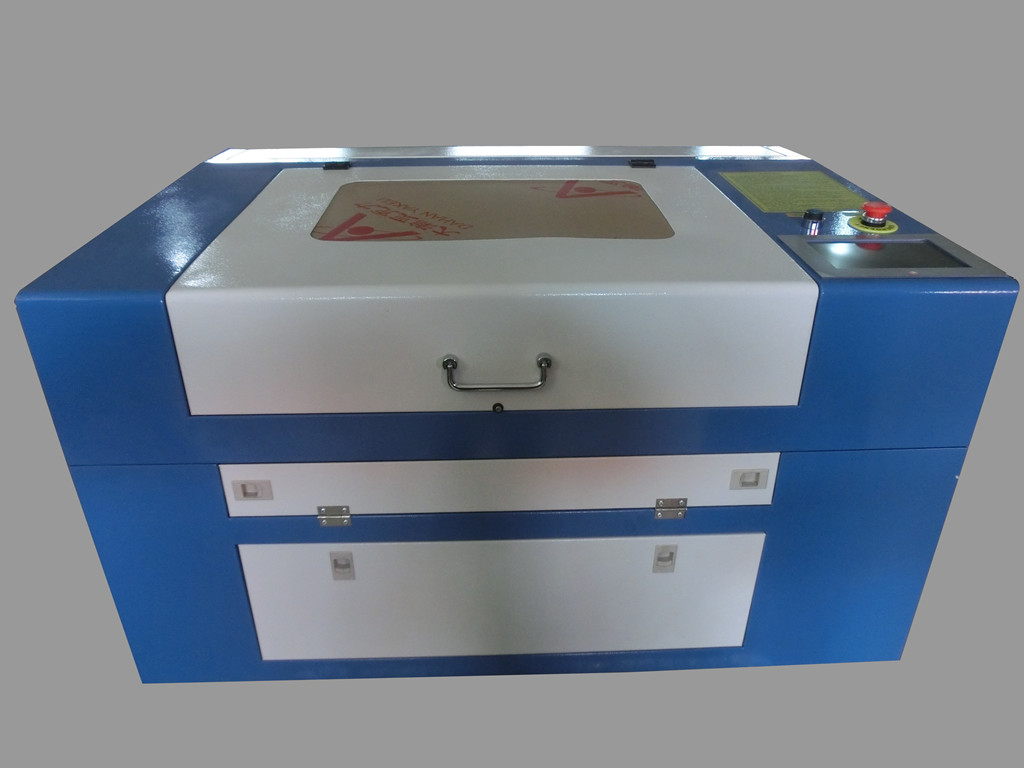Laser cutting machine service and repair RF-5030-CO2-50W with CE and FDA approved