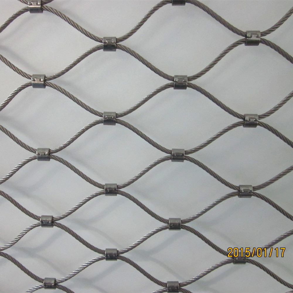 Home > Products Catalog > zoo mesh /stainless steel wire mesh/cable ...