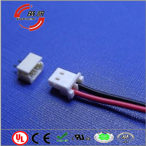 china manufacturers male female automotive 4pin 2 54mm