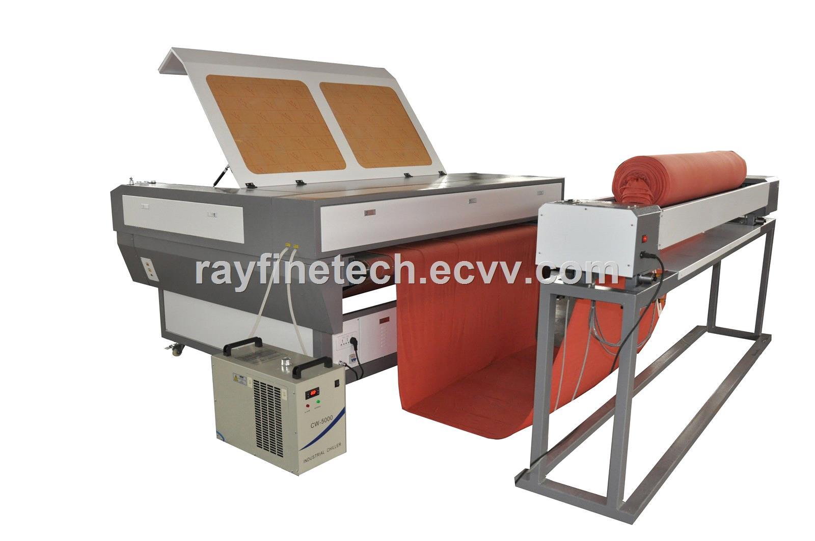 Auto Feeding Laser Cutting Machine RF-1610-CO2-60W