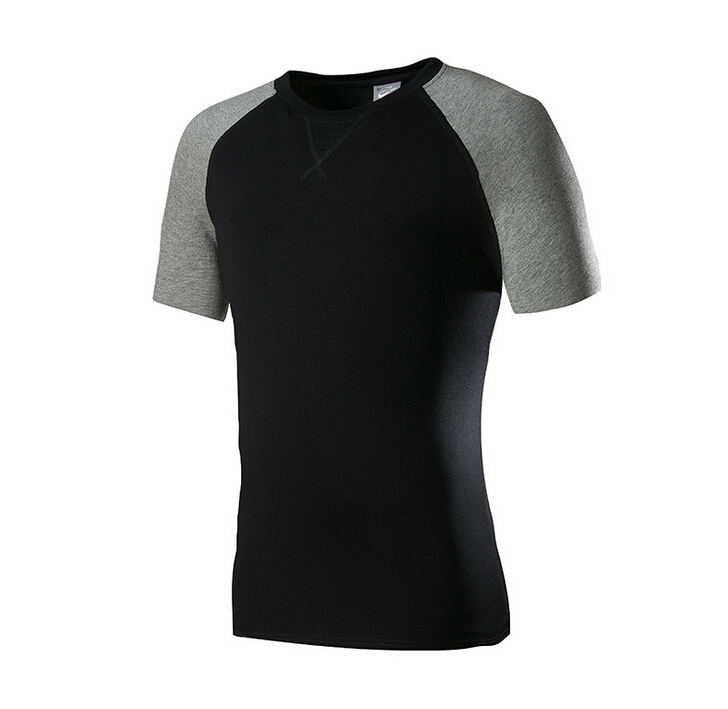 Wholesale polyester cotton dri fit sport blank t shirt for Dri fit t shirts manufacturer