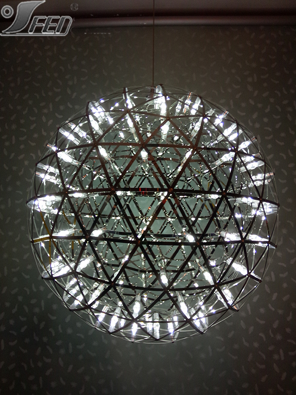 Moooi modern ball led lights chandelier light for decoration
