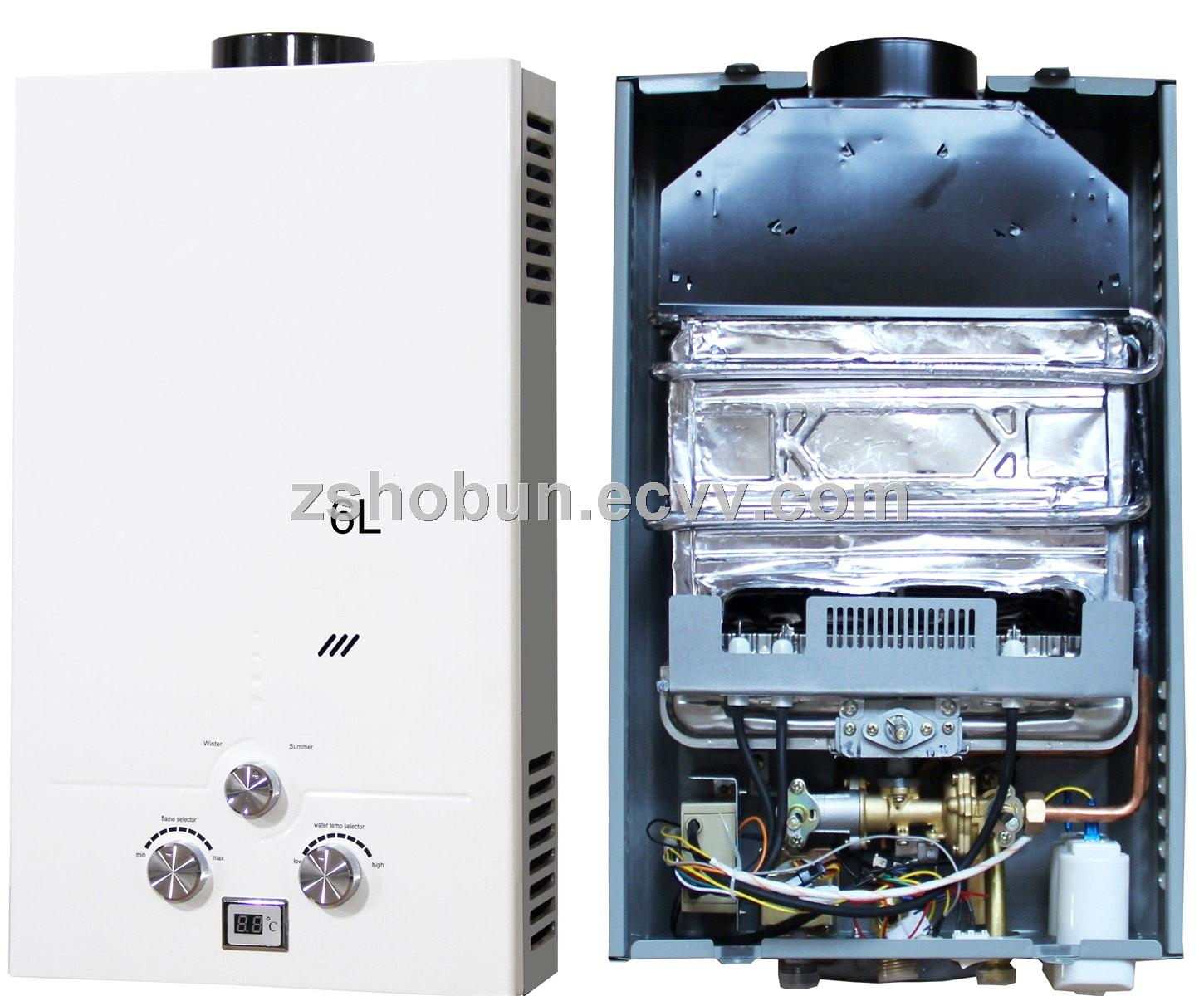 Flue Type Instant Tankless Gas Water Heater Purchasing