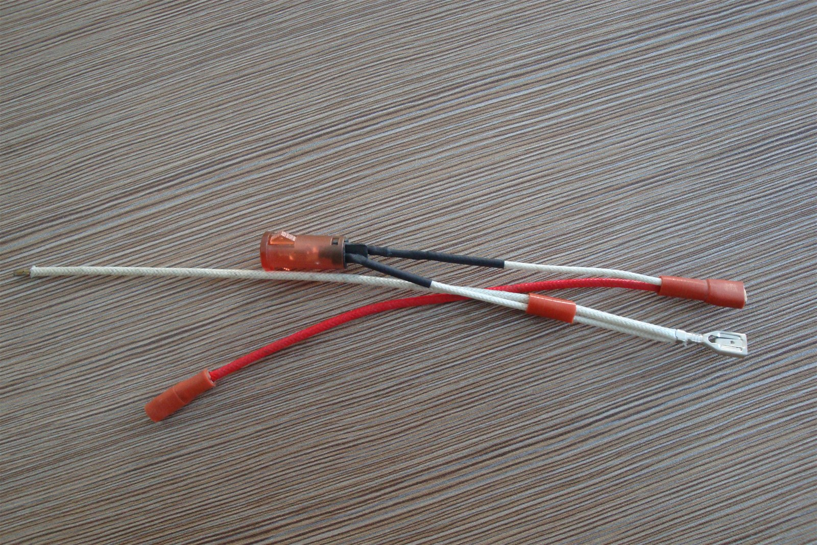 Magnesium Oxide Cable : Indicated lamp with neon bulb purchasing souring agent