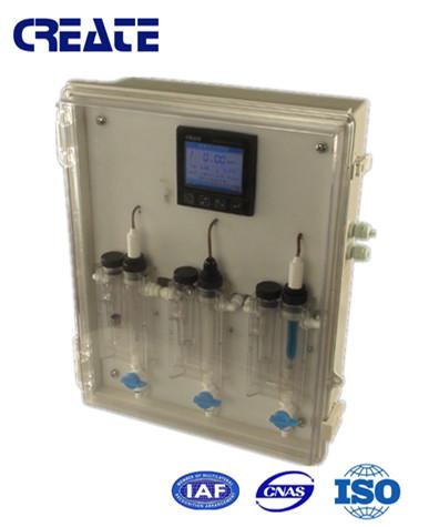 Swimming Pool Tester Free Chlorine System Clo2 Ph