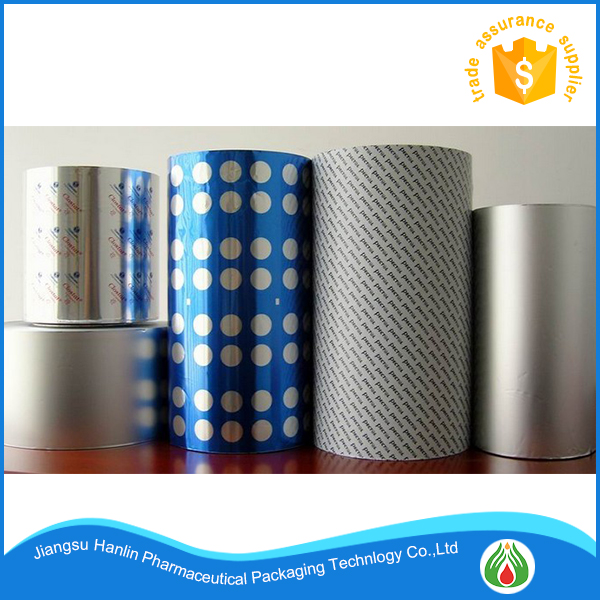 8011 alloy aluminum foil for pharmaceutical packaging