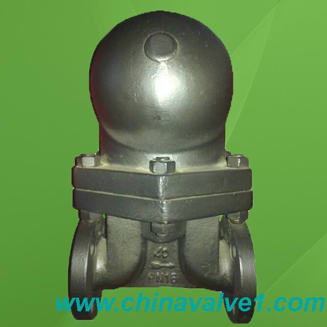 FT44 ball float steam trap