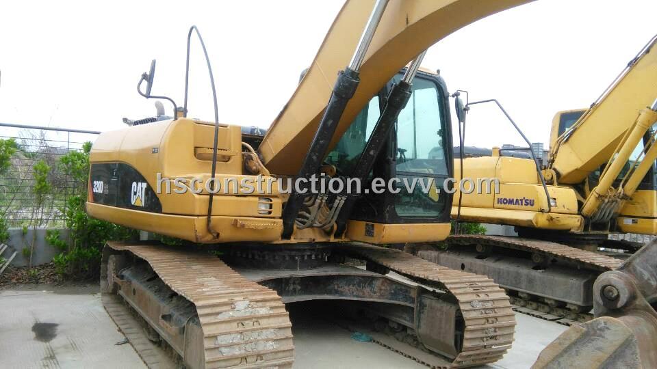 320D/ Cat 320D/ Used Track Excavator 320D