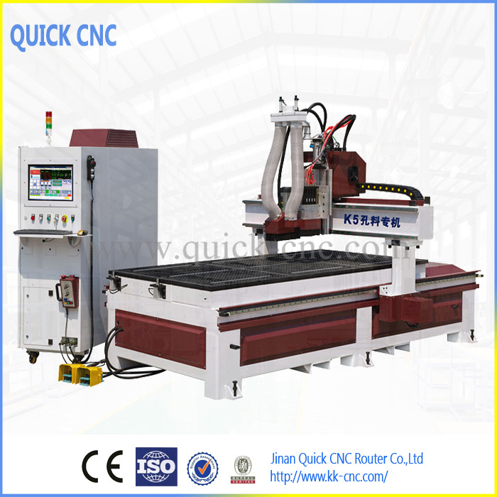 Home > Products Catalog > CNC Woodworking Machine > CNC Router for ...