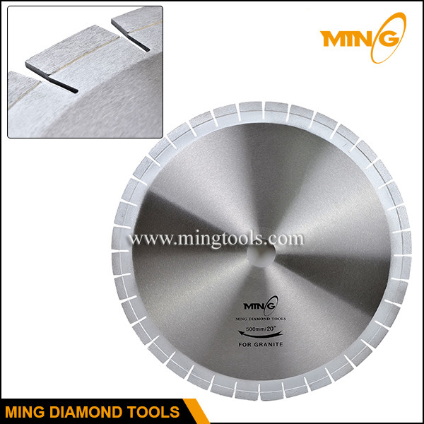 High  performance diamond saw blade for granite marble sandstone