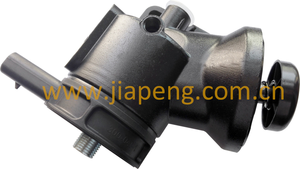 fuel filter support with heater 42545831 iveco stralis