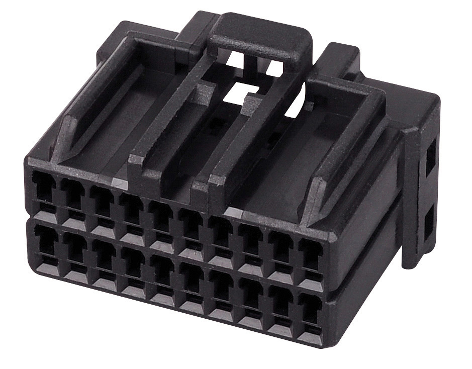te  amp  tyco auto connector 175967