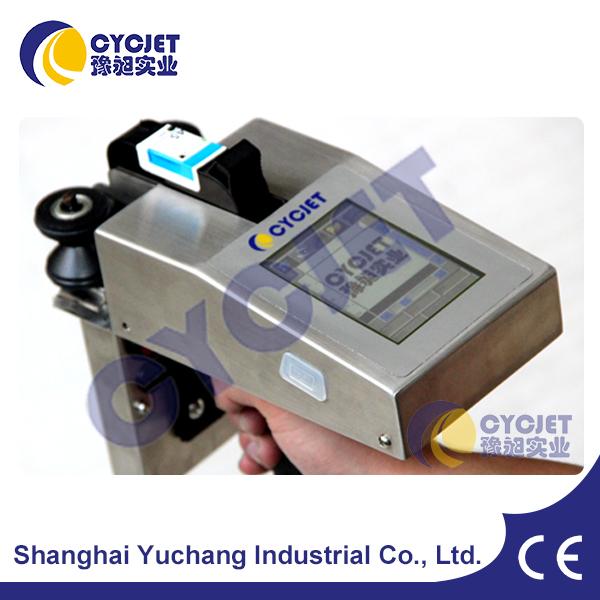 Cycjet Small Handheld Inkjet Printer Inkjet Batch Code