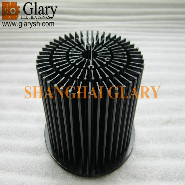 4 3 Quot Round Cold Forging Led Heatsink 110mm 40w Led
