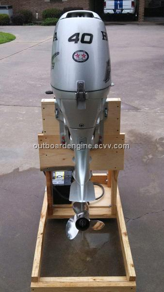 Used Honda 40hp 4 Stroke Outboard Motor Purchasing