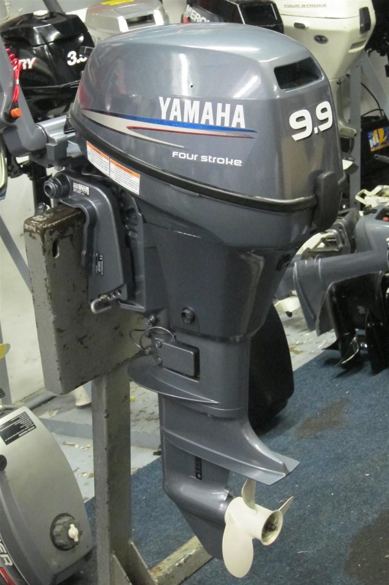 Used Yamaha 9 9hp 4 Stroke Outboard Motor Purchasing