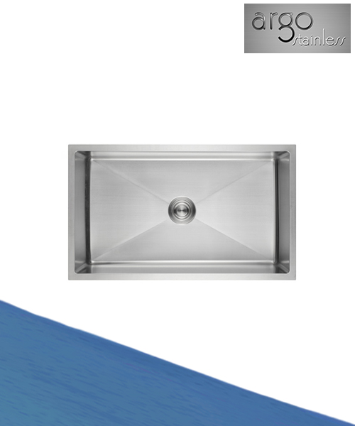 Cheap Undermount Kitchen Sinks : ... Undermount Kitchen Sink (AGS3219AR) - China cheap price kitchen sinks