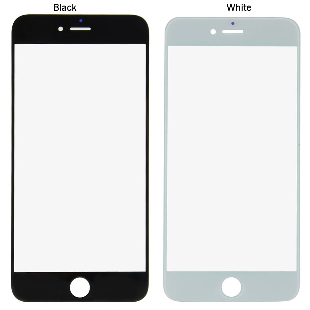 High quality touch screen digitizer lens mirror for apple for Mirror your phone to pc