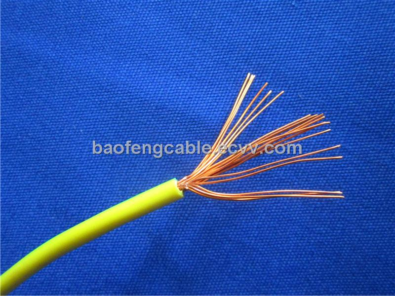 Flame Retardant Pvc Cable : Flame retardant electrical cable wire