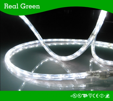 10Ft 120V Pure White LED Rope Light 3 8 Inch RG RL PW 10FT China LED Rope