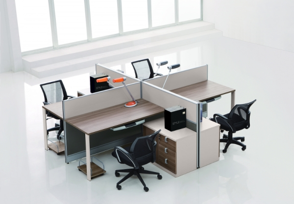 28m office workstation staff desk office partition open for Incredible modern office table product catalog china