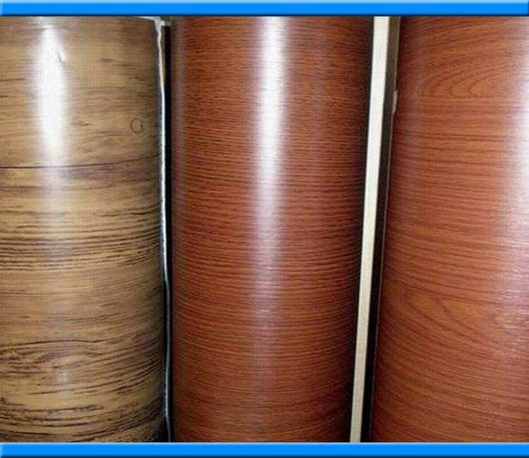Wood grain transfer printing paper for aluminum profile for Printer transfer paper for wood