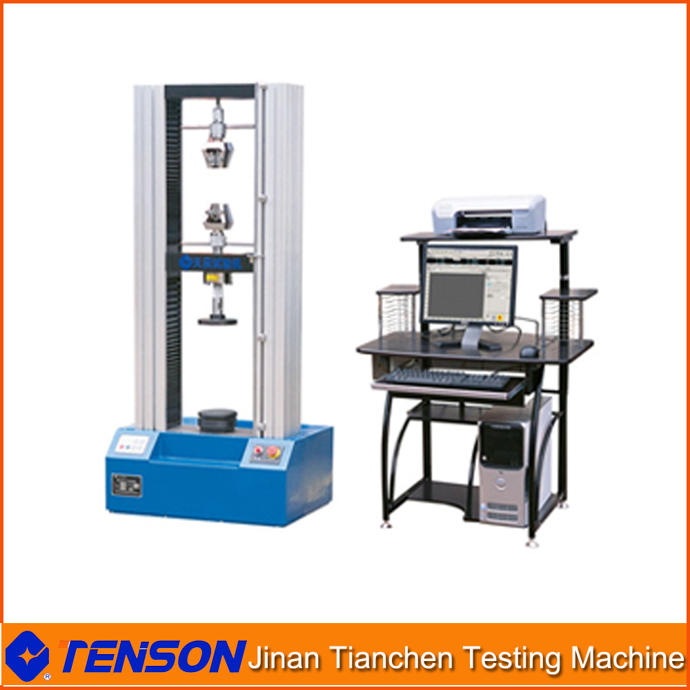 Testing Electronic Products For Companies : Tensile testing universal machine electronic