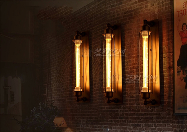 Loft Industrial Style Indoor Decoration Modern Outdoor Wall Lighting For Bar Purchasing Souring