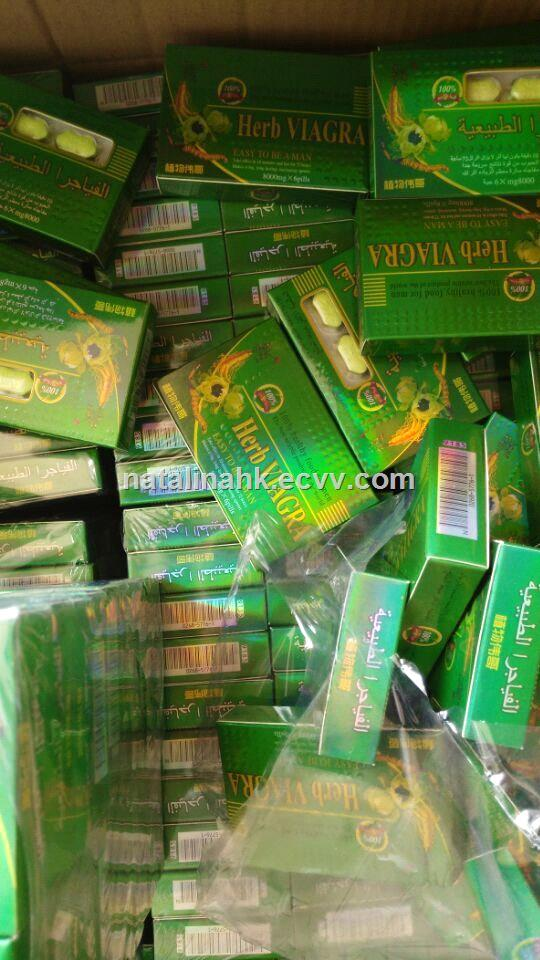 herb viagra green box review