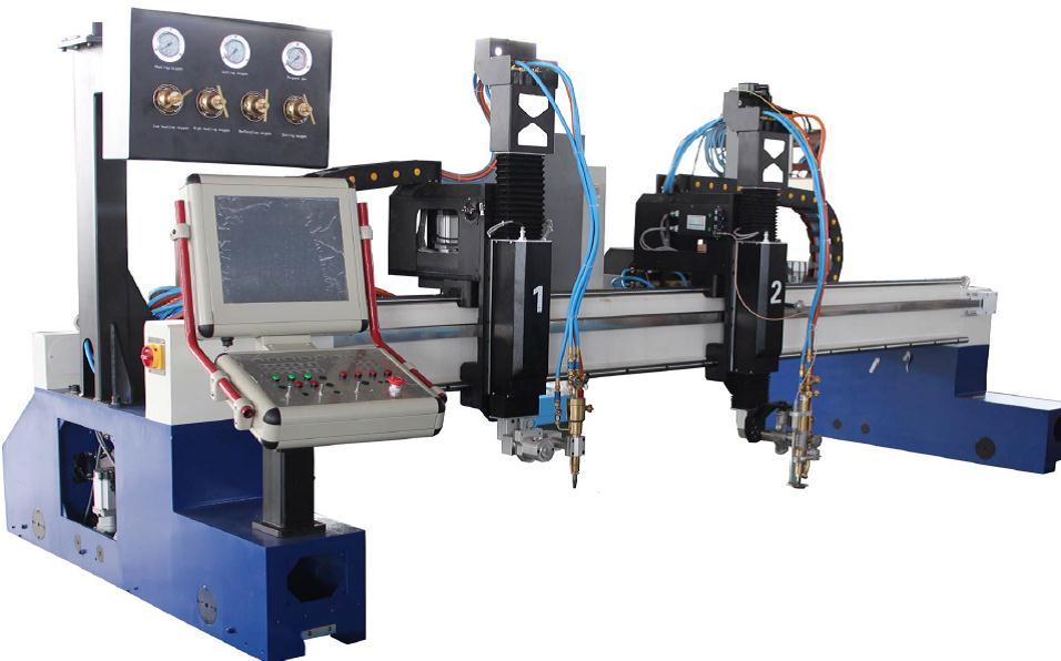 Smart Cut Gantry Cutting Machine