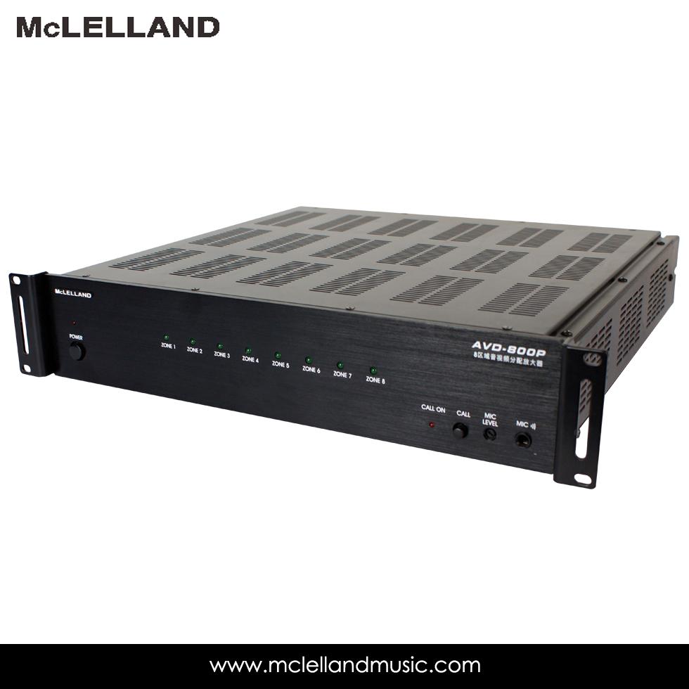 Avd 800p 8 Zones Audio Video Multi Room Sources