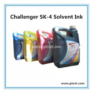 Challenger solvent ink for seiko head printer