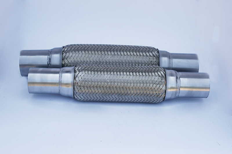 Exhaust pipe stainless steel tube flexible