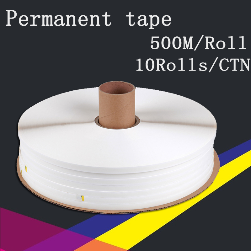Pressure Sensitive Double Sided Tape For Postal Plastic