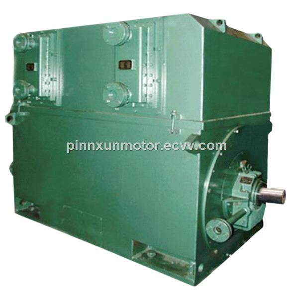 High grade yks hv water cooling electric ac motor for Liquid cooled ac motor