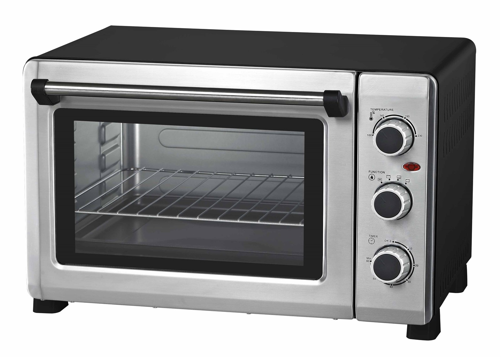 Portable Electric Oven ~ Portable v electric oven with four heating elements