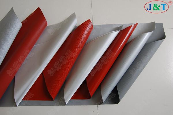 Silicone Rubber Coated Fiberglass High Temperature