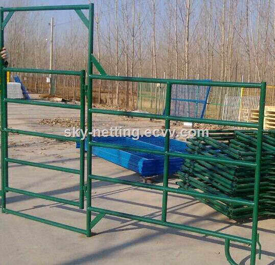 Power Coating Us Horse Round Pen Cattle Corral Panel For