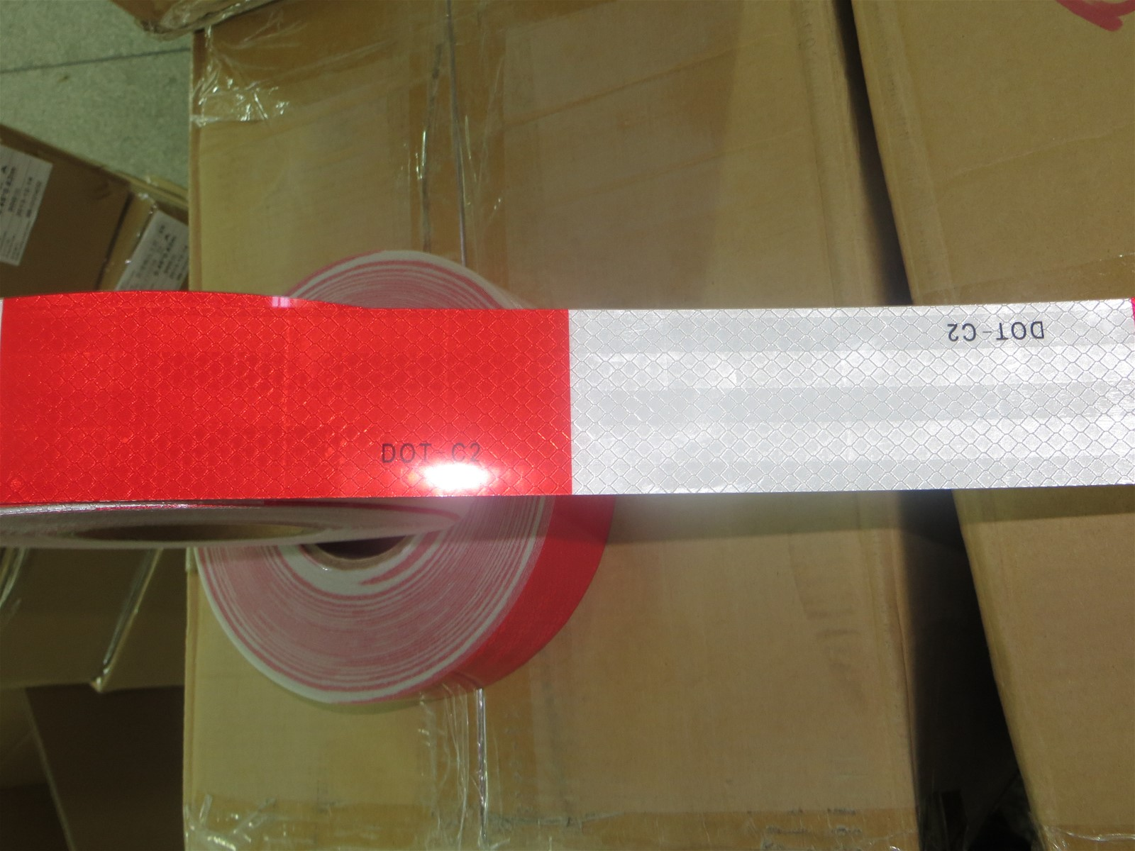 Dot Reflective Tape For Trucks Trailers Purchasing