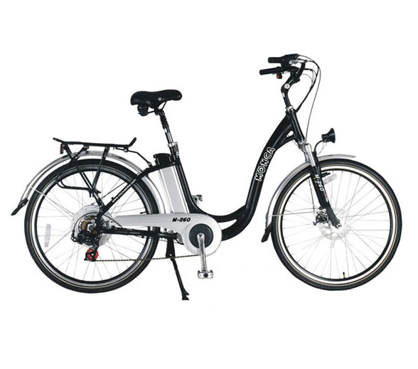 Electric Bicycle Urban Rider Electric Bicycle