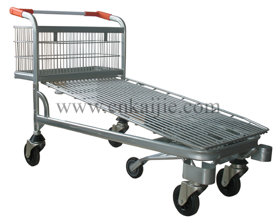 Flatbed shopping trolley KMX-2