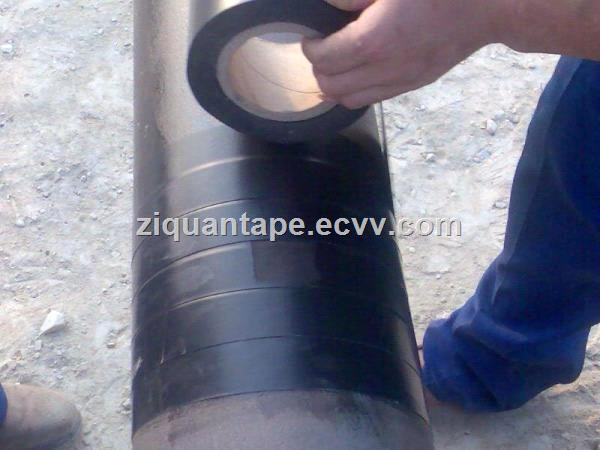 Pvc Pipe Wrapping Tape For Underground Steel Pipeline