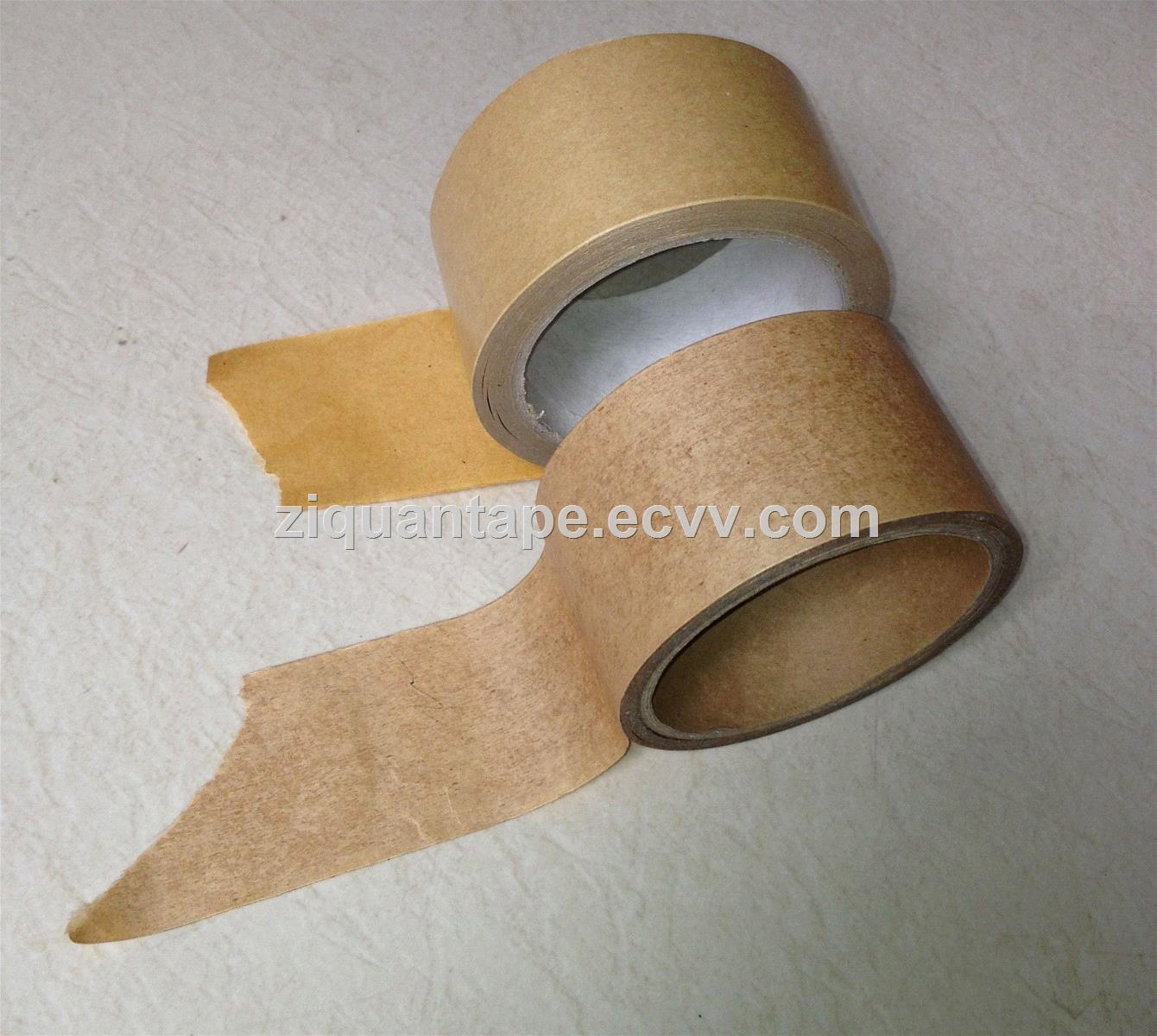 Craft Paper Tape for Packing with 130mic*60mm, Adhesive Tape