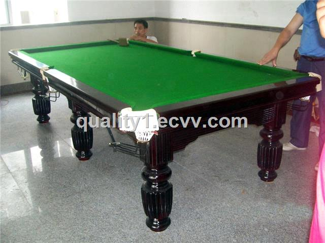 10ft maple wood snooker table purchasing souring agent for 10ft snooker table
