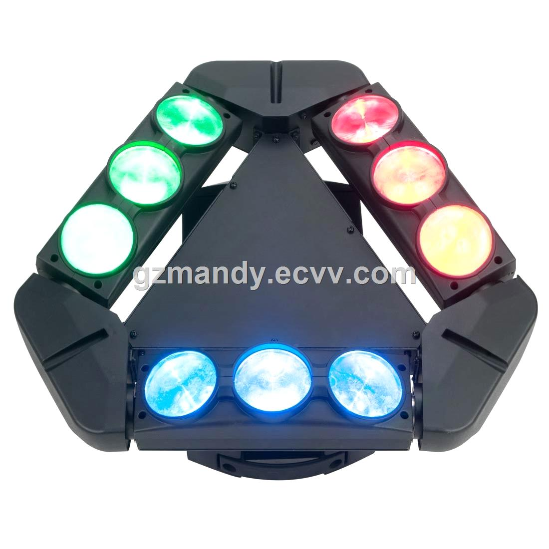 LED3heads912WRGBWMovingHeadBeamSpiderLightMDB051