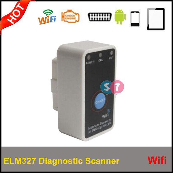 new arrival code reader diagnostic tool super mini elm327 wifi with switch work with iphone. Black Bedroom Furniture Sets. Home Design Ideas