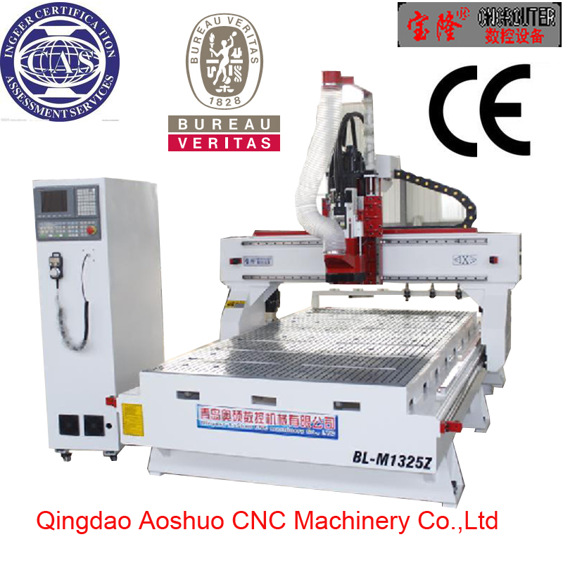 Auto Tool Change High Tech Marble Metal Woodworking Cnc