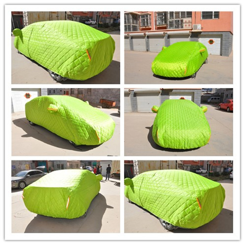 3 layers UV protection car covers