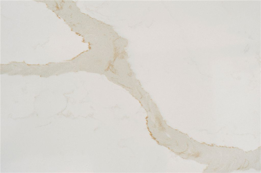 Calacatta Gold Solid Surface and Countertop More Durable