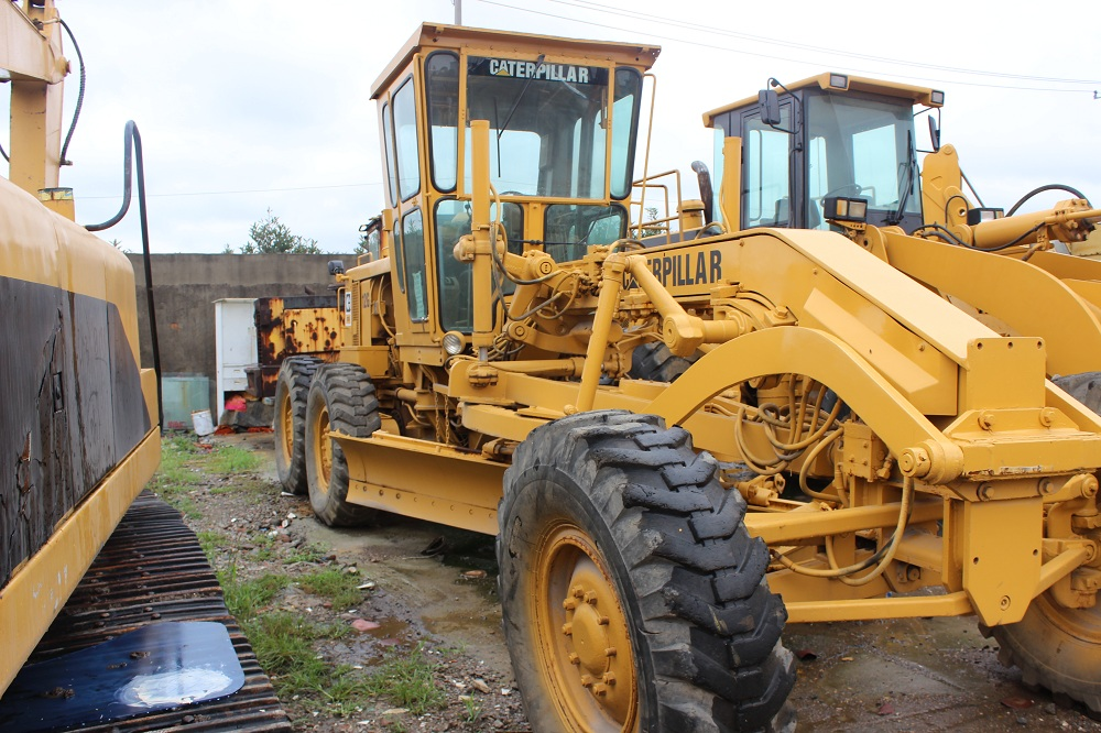 Used Original Caterpillar 12g Motor Grader Used Cat Motor